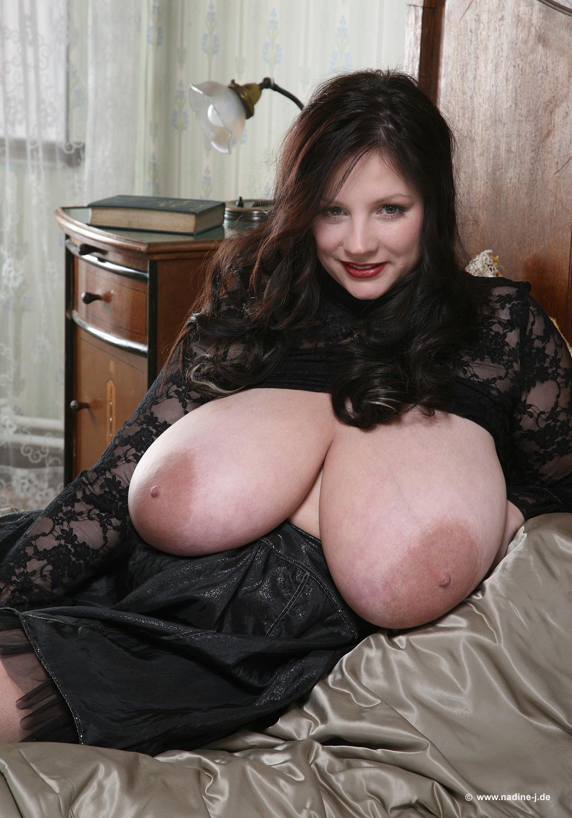Nadine jansen busty